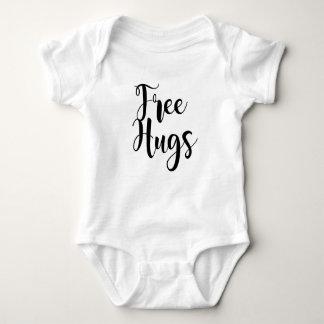 Free Hugs Baby Vest Baby Bodysuit