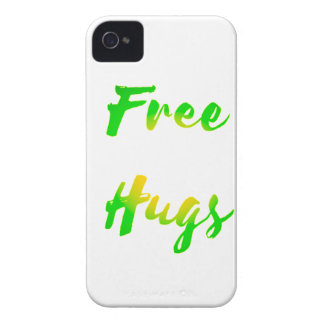 free hugs Case-Mate iPhone 4 case