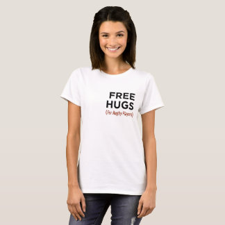 Free Hugs For Rugby Players - T-Shirt