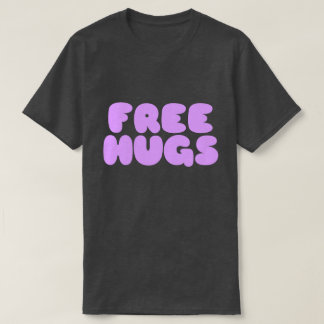 FREE HUGS - Funny Hugs Hugging T-Shirt
