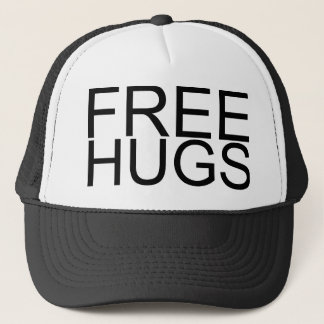 free hugs hat<br>CLICK HERE TO BUY! Trucker Hat