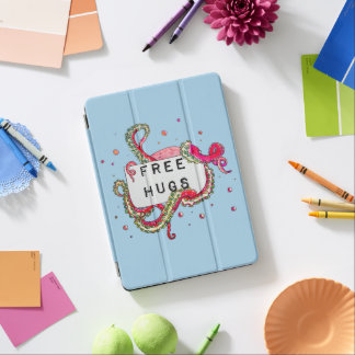 free hugs iPad air cover
