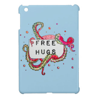 free hugs iPad mini cover