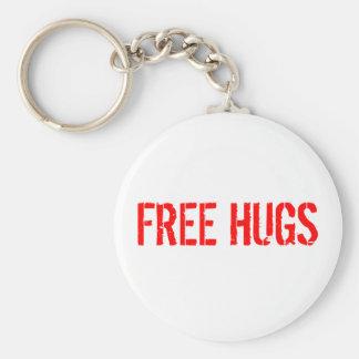 Free Hugs Keychain