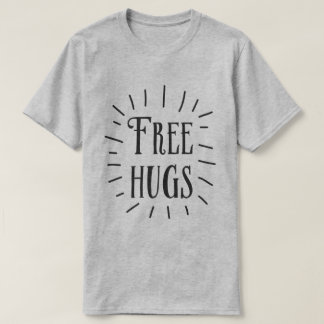 Free Hugs Men's T-Shirt