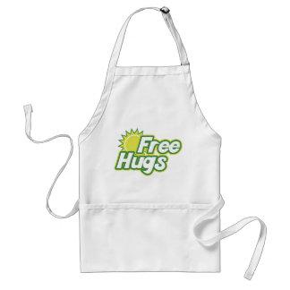 Free Hugs Novelty Aprons