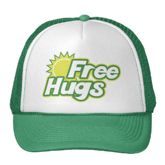 Free Hugs Novelty Cap