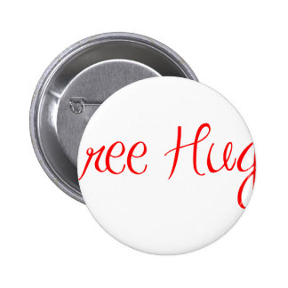 free-hugs-sexy-red.png 6 cm round badge