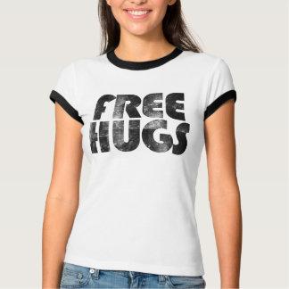 Free Hugs T-Shirt, Retro 80's Tshirt