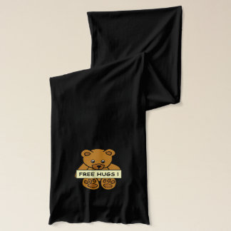 Free Hugs Teddy scarfs Scarf