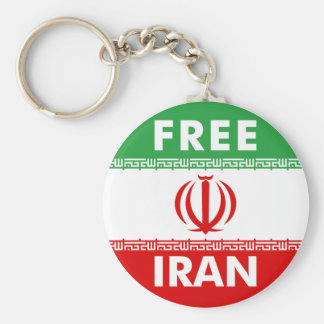 Free Iran Key Ring