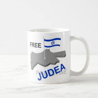 Free Judea Coffee Mug