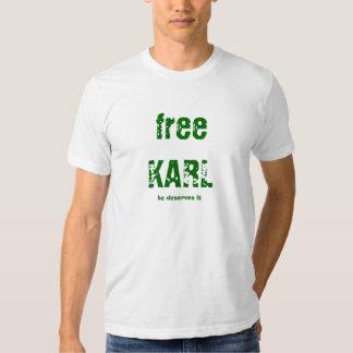 free KARL Tshirts