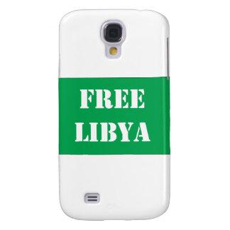 Free Libya Galaxy S4 Case