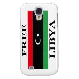 FREE LIBYA SAMSUNG GALAXY S4 CASE