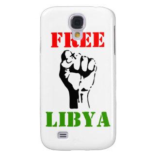 FREE LIBYA GALAXY S4 CASES