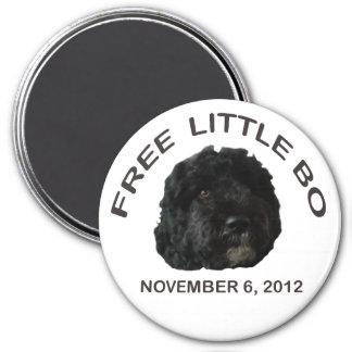 FREE LITTLE BO Magnet