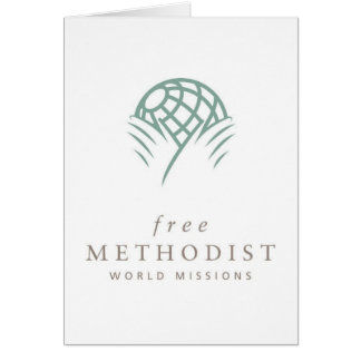 Free Methodist Mission Note Card