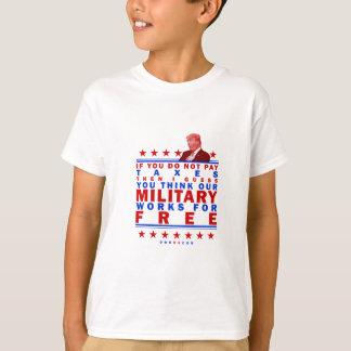 FREE MILITARY T-Shirt