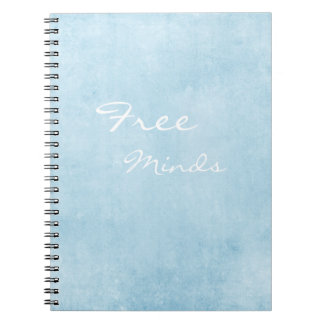 Free minds Notebook