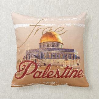 free palestine cushion