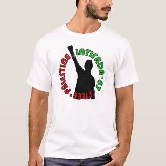 Free Palestine Intifada T-Shirt