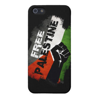 Free Palestine iPhone 5/5S Cover