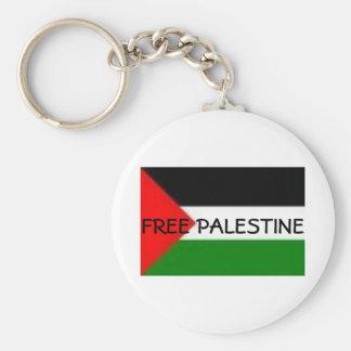 Free Palestine KeyChain