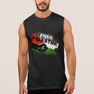 Free Palestine Sleeveless Tee