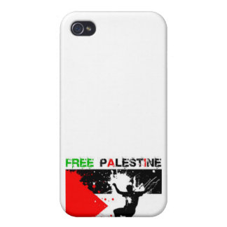 FREE PALESTINE THEME. iPhone 4/4S COVER