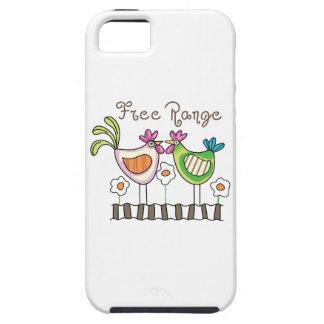 Free Range iPhone 5 Case