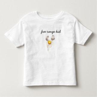 free range kid t-shirt! tshirt