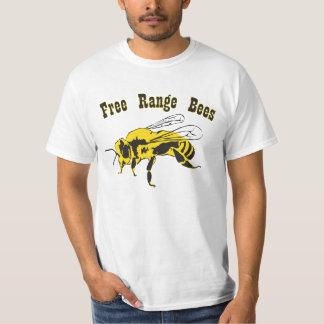 Free range t shirts