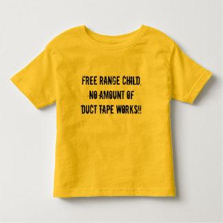 Free range toddler T-Shirt