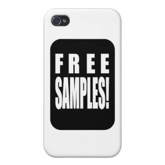free samples iPhone 4/4S covers