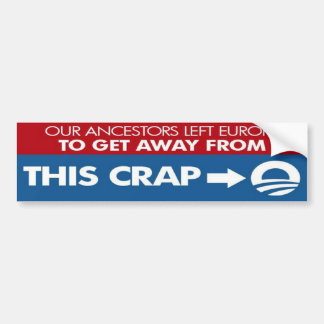 Free Shipping With Zazzle Black + Use Coupon Above Bumper Sticker