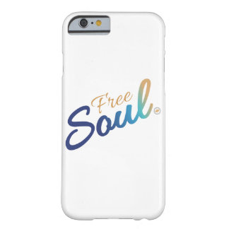 Free Soul - White iPhone 6 Case
