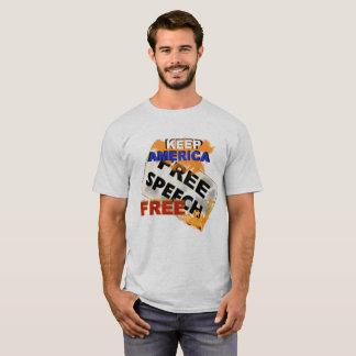 Free Speech Tee Mens
