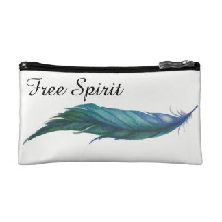 Free Spirit cosmetic bag