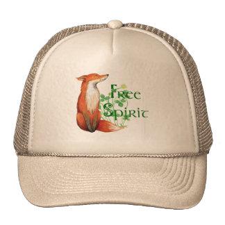 free spirit fox cap