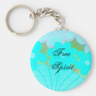 Free, Spirit Keychain
