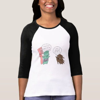 Free-spirited Hair | Cute Funny Comic T-Shirt