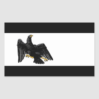 Free State of Prussia Flag Rectangular Sticker