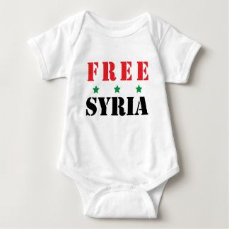 FREE SYRIA BABY BODYSUIT
