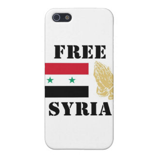 FREE SYRIA CASE FOR THE iPhone 5