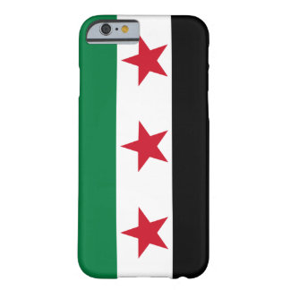Free Syria Syrian Revolution Flag iPhone 6 case