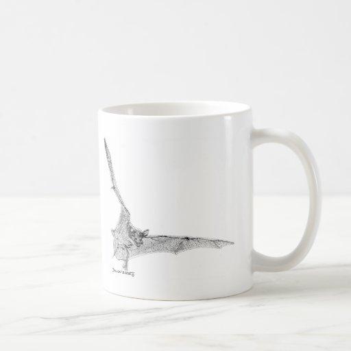 Free Tailed Bat Mugs