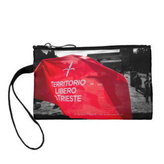Free Territory of Trieste flag Coin Purse