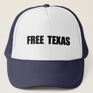 FREE TEXAS TRUCKER HAT