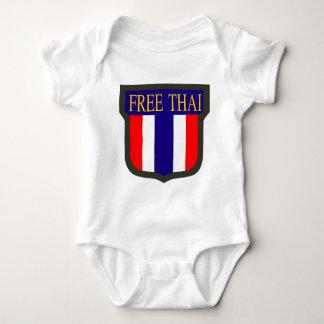Free_Thai_insignia Baby Bodysuit